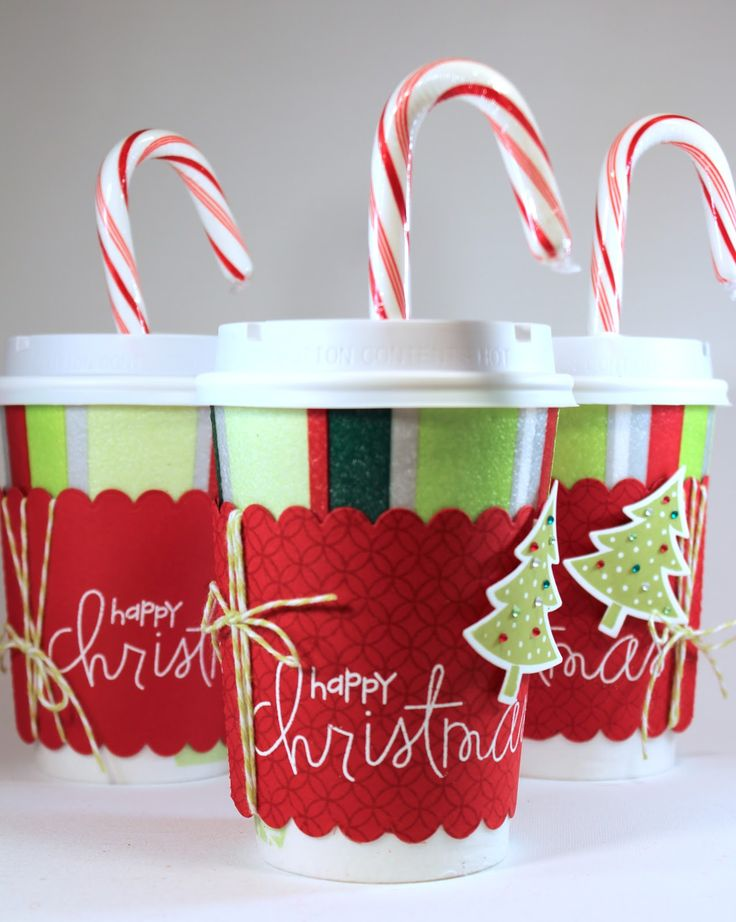 Sprinkled With Glitter: Coffee Cup Gift Card Holder ...