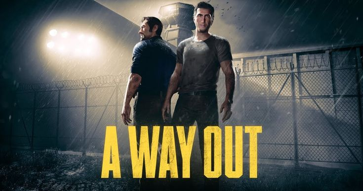New 'A Way Out' Gameplay Shown at The Game Awards  ||  Hazelight Studios showed more gameplay of its upcoming cooperative mutiplayer game A Way Out tonight at The Game Awards. http://www.rollingstone.com/glixel/news/new-a-way-out-gameplay-shown-at-the-game-awards-w513617?utm_campaign=crowdfire&utm_content=crowdfire&utm_medium=social&utm_source=pinterest