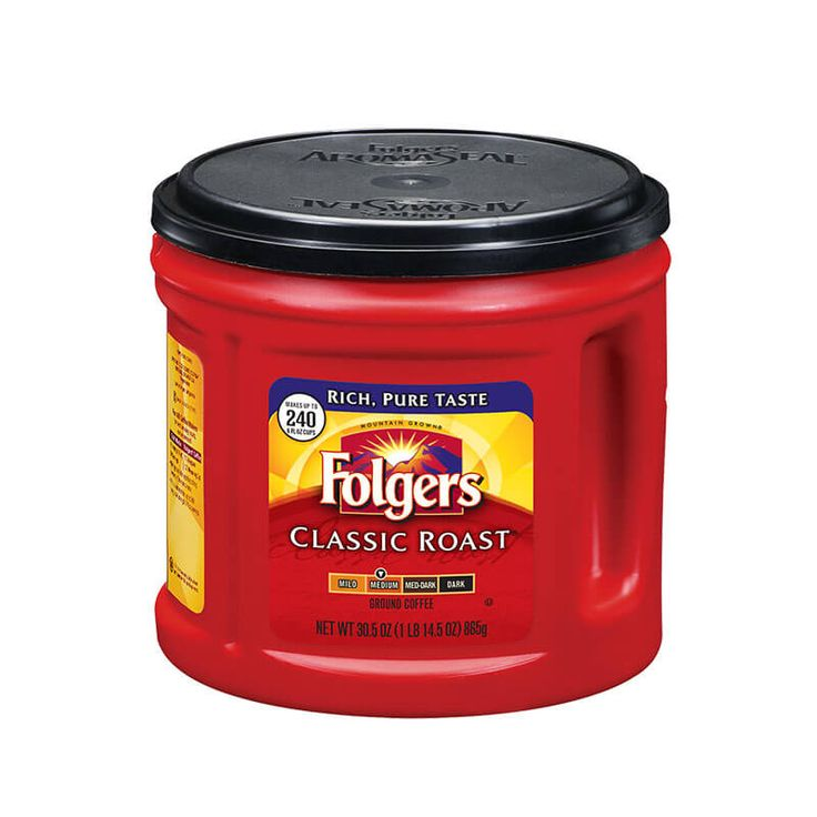 How to Measure Coffee and free coffee calculator  - Folgers Coffee