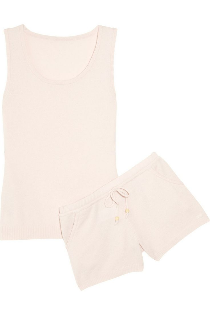 Banjo & Matilda|Cashmere pajama set|I love PJs. (But usually wind up in a T.)