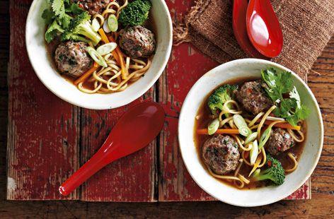 thai meatball