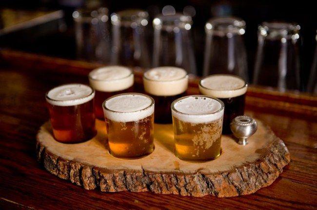 Tomar uma cerveja num pub e achar que está em Londres