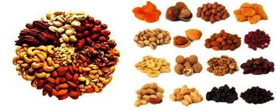 Dry Fruits Item on NutriPearl