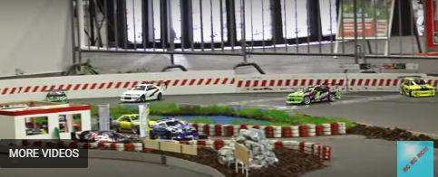 RC Drift Cars Event at Modellbau Wels 2017