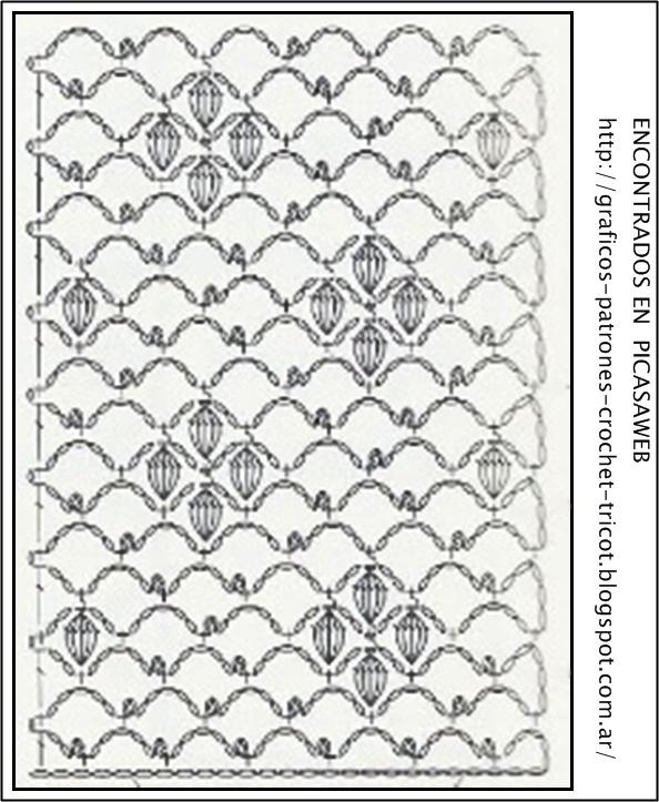 332 best Patrones de ganchillo images on Pinterest   Crochet ...