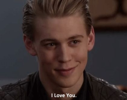 I love you austin butler