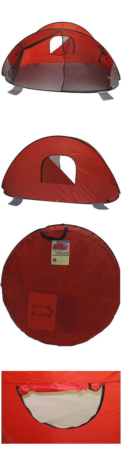 Tents and Shelters 72670: Redmon For Kids Beach Baby® Family Size Pop-Up Shade 5 Person Tent -> BUY IT NOW ONLY: $54.99 on eBay!