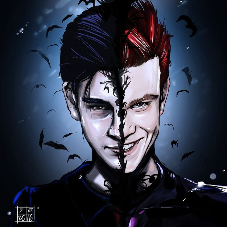 cameronmonaghan davidmazouz @Gothamb  You will be a curse upon Gotham. Children will wake from sleep screaming at the thought of you. Your legacy will be death and madness.""
