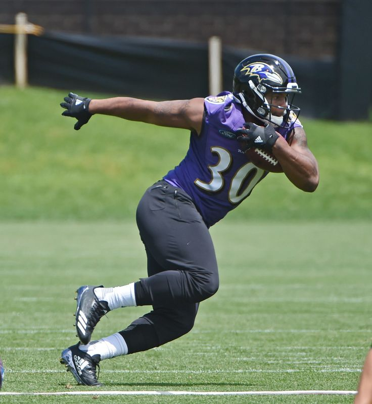 Eager to get past suspension, Kenneth Dixon soaking in lessons from new Raven Danny Woodhead