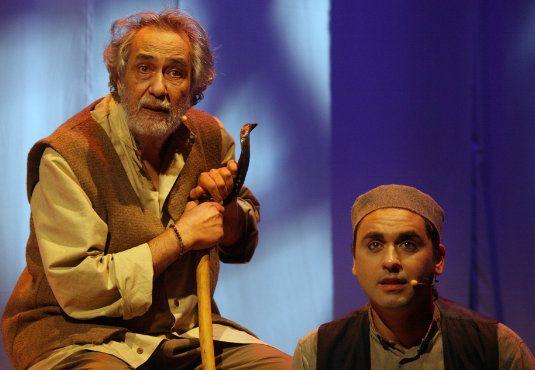 Το μόνο ταξίδι της ζωής του ______________________ Γράφει η Αργυρώ Μουντάκη  #theater #theatre #scene  http://fractalart.gr/to-mono-taxidi/