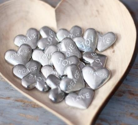 Soap heart....