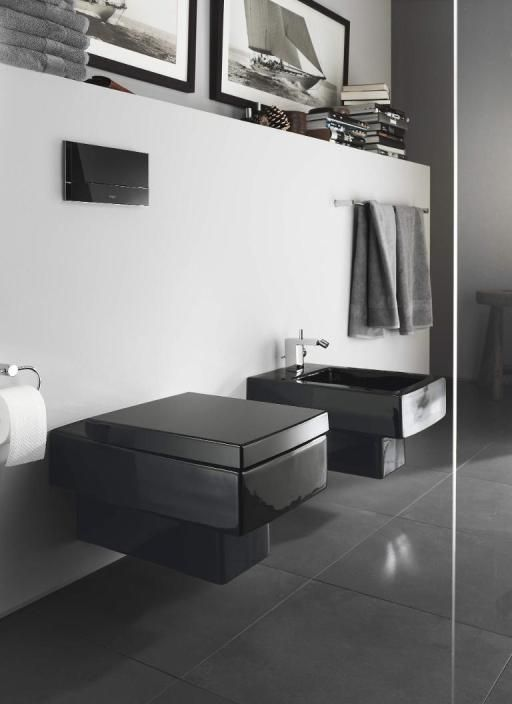 Create Photo Gallery For Website Duravit Vero series Black is back