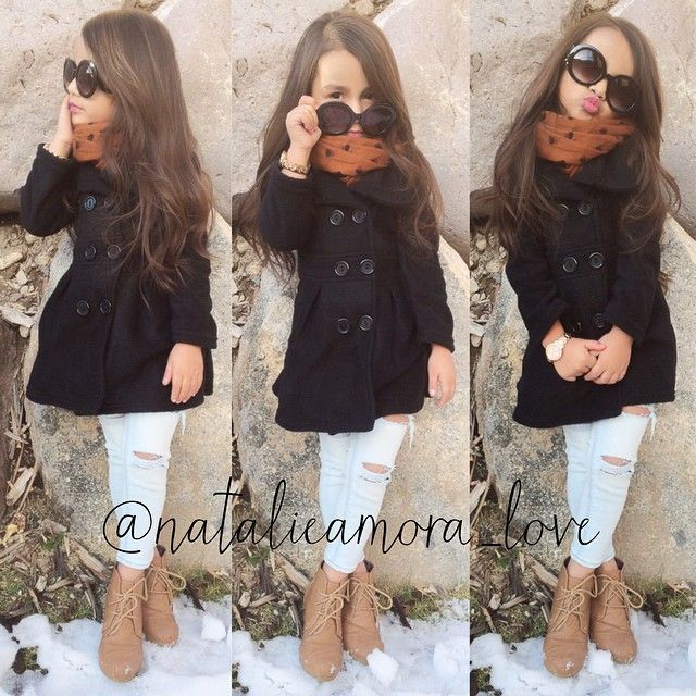 nice Little girl fall/winter fashion KorTeN StEiN☻... by http://www.polyvorebydana.us/little-girl-fashion/little-girl-fallwinter-fashion-korten-stein/