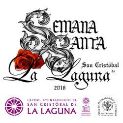 Programa Semana Santa en San Cristóbal de La Laguna 2016