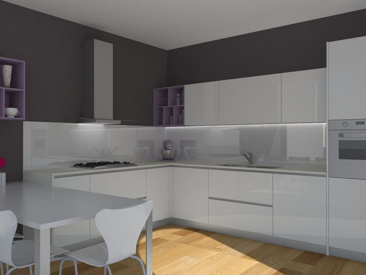 7 best swing cucine lube moderne images on pinterest - Placcaggio cucina ...