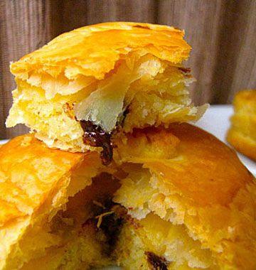 Galette des rois chocolat coco, façon bounty - Recettes de cuisine Ôdélices