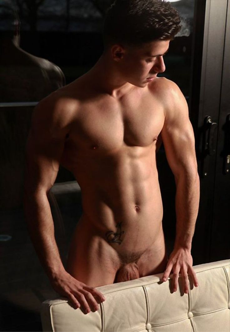 Nude Male Form 87