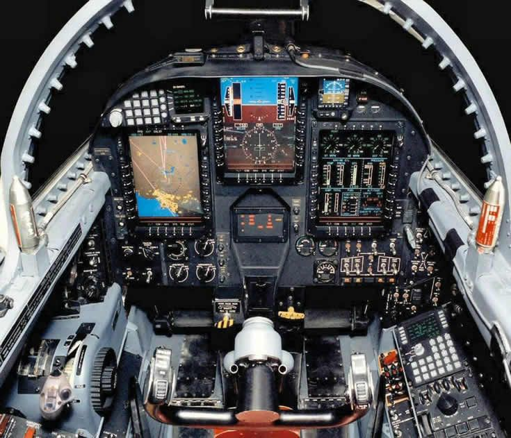 U2 Spy Plane Cockpit                                                                                                                                                                                 More