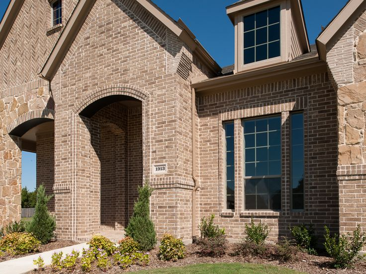 Acme Brick - Mocha Brown Antique - House View Package #28 ...