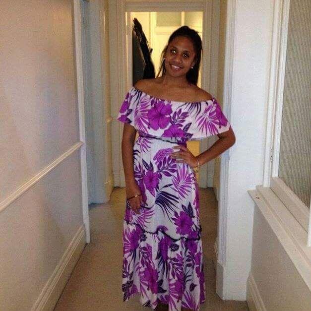 Custom mada Fijian jaba   Island fashion   Pinterest