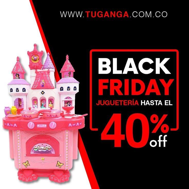 Outlet en juguetería y artículos para Bebés hasta el 40% Off ENVIO GRATIS Compra Directo Aquí http://bit.ly/tugangajugueteria Info: Escríbenos x WhatsApp Aquí http://bit.ly/WhatsAppTuGanga Artículos importados Recibimos todos los medios de pago Mail: Contacto@tuganga.com.co Web: www.tuganga.com.co  #Jugueteria #BlackFriday #Outlet #Ofertas #JugueteriaNiños