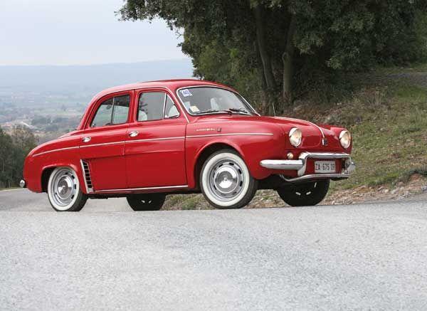 Renault Dauphine 1956 - 1967