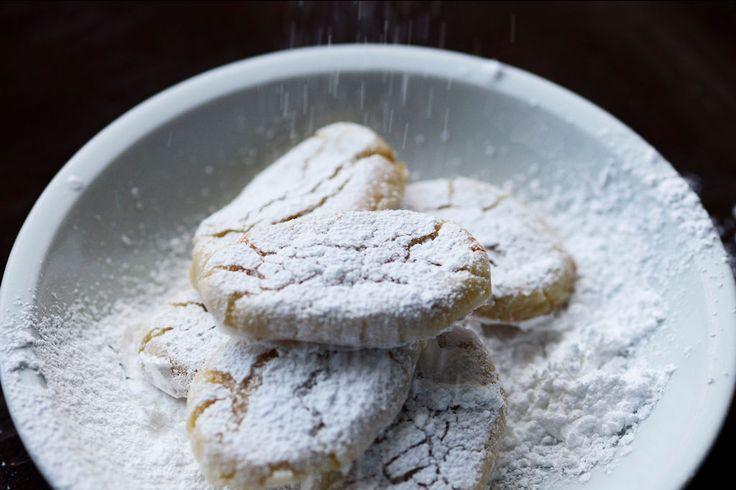 La ricetta perfetta: ricciarelli di Siena