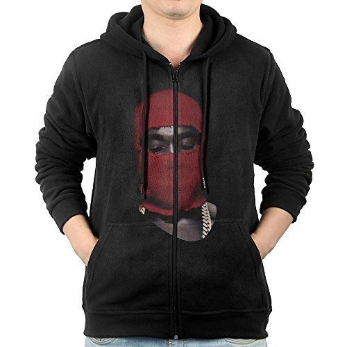 Men Yeezus Tour Red Ski Mask Kanye West Zipper Hoodie Sweatshirt Check Out This Great Product Th Zipper Hoodie Sweatshirt Sweatshirts Hoodie Zipper Hoodie