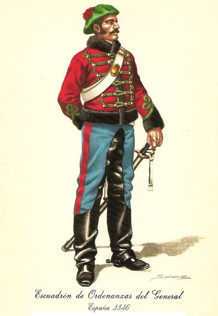 Ordenanzas de Cabrera 1846
