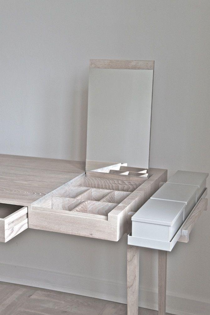 "Furniture Minimalism   Minimalist Desk Design ""PRIVATE DESK"""