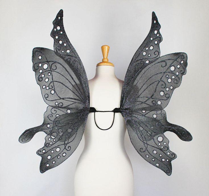 Halloween на Sees-All-Colors. Волшебные крылья On Gossamer Wings