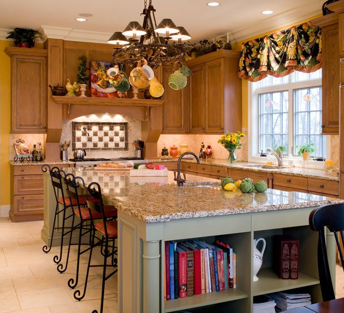 country kitchen design kenwood kitchens in columbia maryland - Columbia Kitchen Cabinets