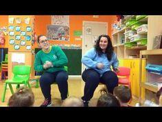 Canción buenos días! Centro infantil - YouTube