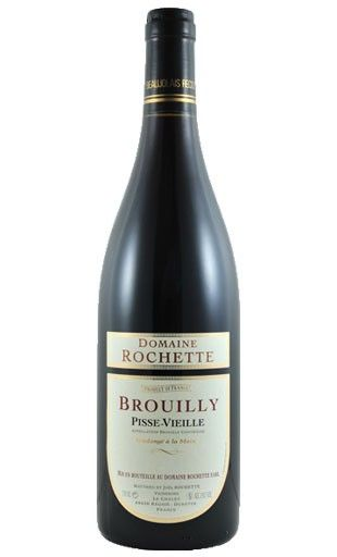 """Brouilly """"Pisse Vieille"""" 2014"""