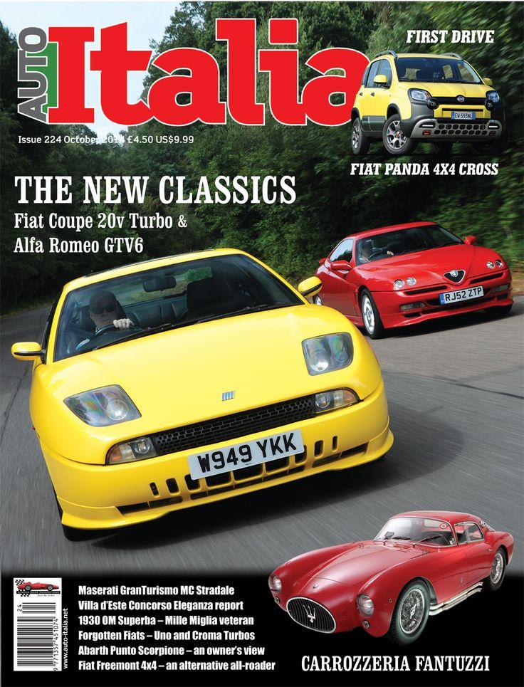 20 best auto italia magazine images on pinterest italia italy auto italia issue 224 auto italia fandeluxe Choice Image