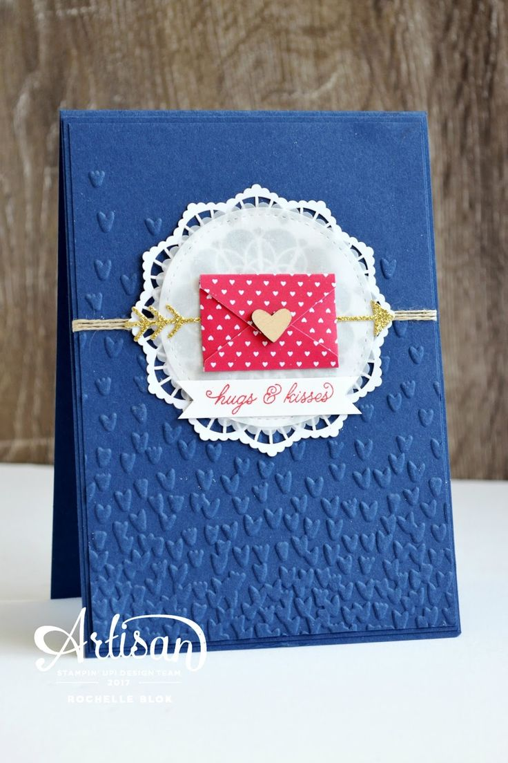 The Stamping Blok | Just Add Ink #342 | Stampin' Up!| Sending Love Suite | Rochelle Blok