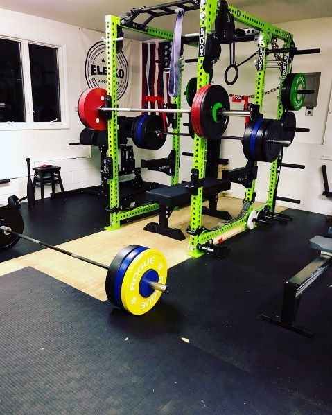 Top 75 best garage gym ideas home fitness center designs crypted