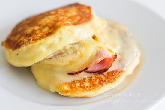 Croque Monsieur (Toast) LCHF @ 56kilo – Inspiration, mode och matglädje med LCHF, GI och naturlig mat!