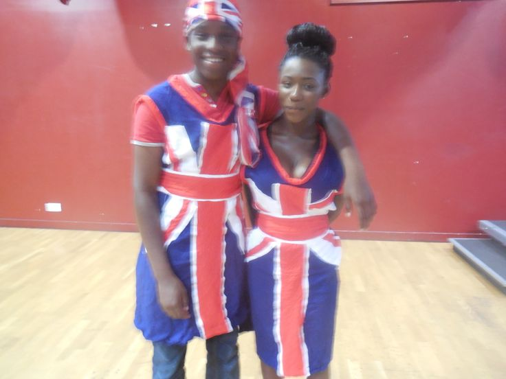 Representing England to the Mini Commonwealth Festival at Oxford House