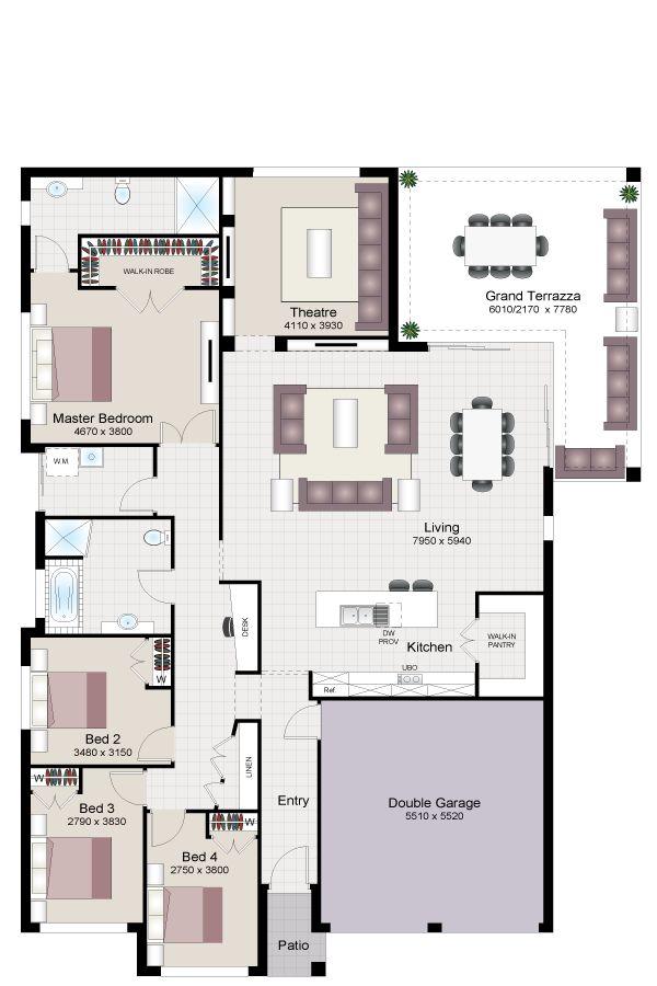 12 best Beechwood images on Pinterest Floor plans, House design - copy barn blueprint 3