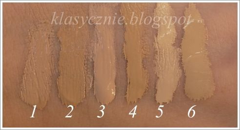Swatch: BB creamy, Make-up Atelier Paris and Revlon (swatch)