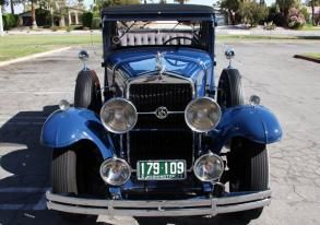 10 best 1929 caddilac lasalle images on pinterest palm for Exotic motors palm springs