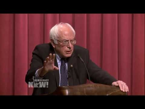 Watch Bernie Sanders' Full Speech in Philadelphia: The Future of America... -- Love this man. Fuck it, run in 2020. He may not be a spring chicken, but it's not like his mind isn't as sharp as can be.