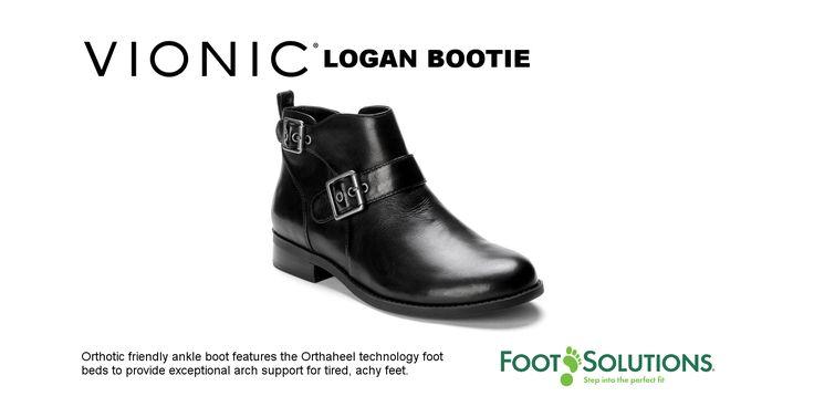 Vionic Logan Bootie