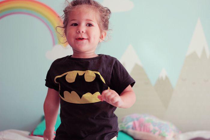 batman tee-shirt