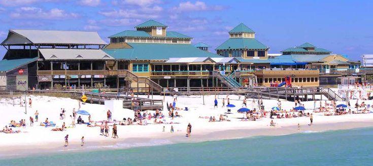 Shopping Center, Beach Park, Seafood Restaurants | The Boardwalk ...