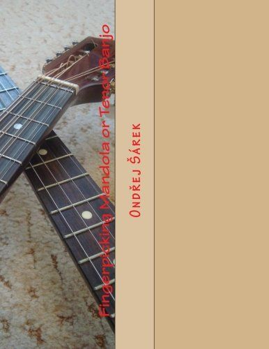 Fingerpicking Mandola or Tenor Banjo:   This book features 51 songs . Each song is arranged in two scales by fourth apart. I tried to edit the song so that they are suitable for Intermediate.  The are in the book songs without text. Check out samples from book: http://osos.sweb.cz/Sarek-Guitar-and-Guitalele-preview.pdf Songs: Adeste Fideles; Ah, Poor Bird; All the Good Times Are Past Gone; Arkansas Traveler; A Sailor Went to Sea, Sea, Sea; Au clair de la Lune; Aura Lee; Banks Of The Oh...