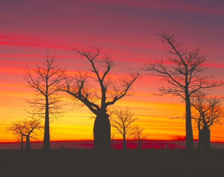 A Kimberley sunset is like no other Western Australia
