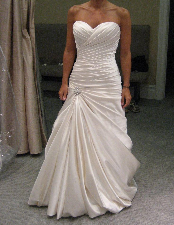 25 best panina wedding dresses ideas on pinterest for Used pnina tornai wedding dress