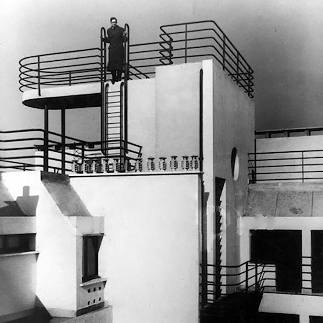 wmud:  jean ginsberg and berthold lubetkin - 25 avenue de versailles, paris, 1931
